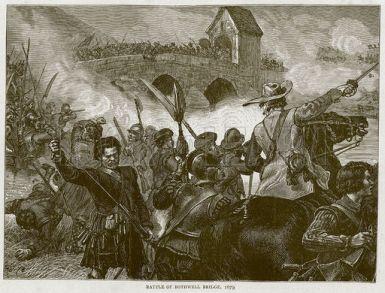 Battle of Bothwell Bridge, 1679